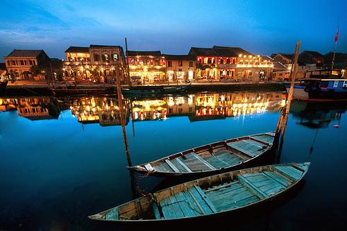 Hoian-Hoai-river